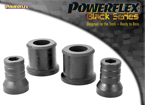 Powerflex Black Series Front Wishbone Rear Bush Kit for Seat Ibiza (6L)