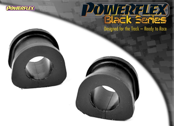 Powerflex Black Series Rear Anti Roll Bar Outer Mount 20mm Kit for Volkswagen Golf (MK3)