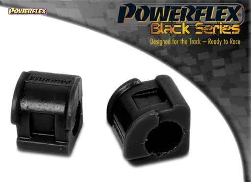 Powerflex Black Series Front Anti Roll Bar Bush 20mm Kit for Volkswagen Golf (MK2)