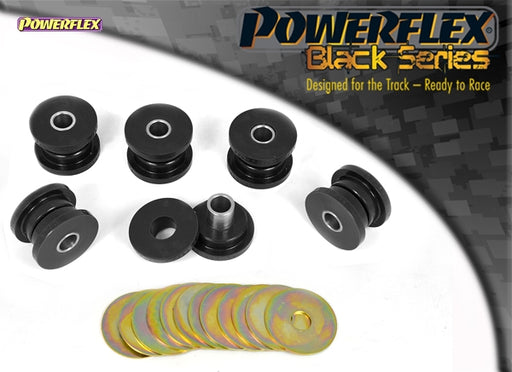 Powerflex Black Series Front Subframe Bush Kit for Vauxhall Astra (G)