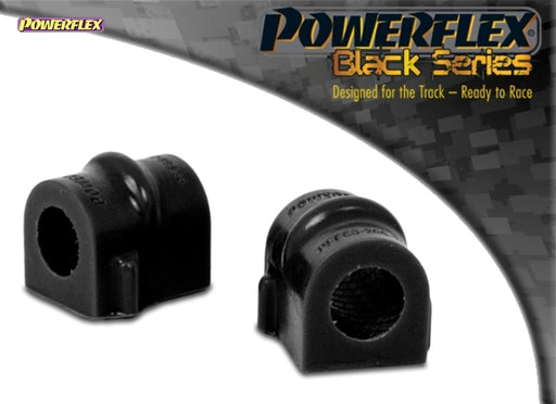 Powerflex Black Series Front Anti Roll Bar Bush 21mm (1 Piece) Kit for Vauxhall Astra (H)