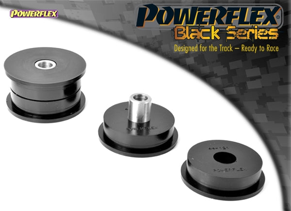 Powerflex Black Series Rear Diff Mount Rear Bush Kit for Mitsubishi Lancer Evo 4