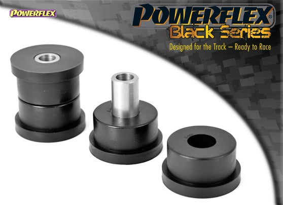 Powerflex Black Series Front Wishbone Front Bush, Cast Arm, 45mm OD Kit for Volkswagen Bora