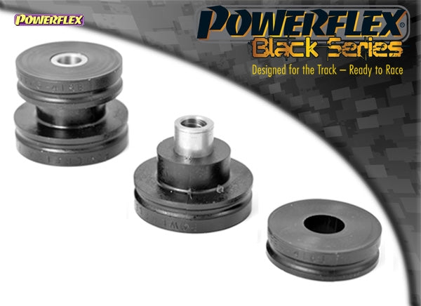 Powerflex Black Series Rear Shock Absorber Upper Mounting Bush 12mm Kit for BMW 1-Series (E87)