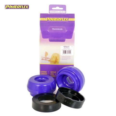 Powerflex Front Strut Top Mount Bush -10mm Kit for Audi S1 (8X)