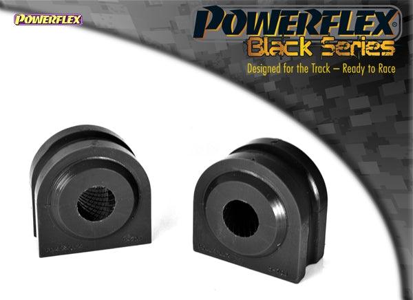 Powerflex Black Series Front Anti Roll Bar Mount 25.6mm Kit for BMW 5-Series (E60)