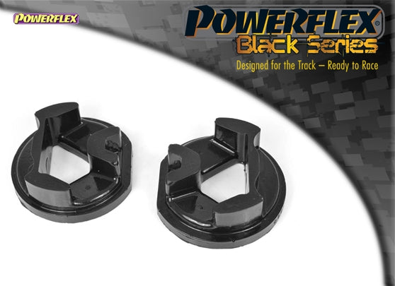 Powerflex Black Series Lower Engine Mount Insert Kit for Renault Megane (MK2)
