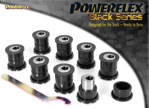 Powerflex Black Series Rear Upper Arm Bush - Camber Adjust Kit for Nissan Silvia (S14)