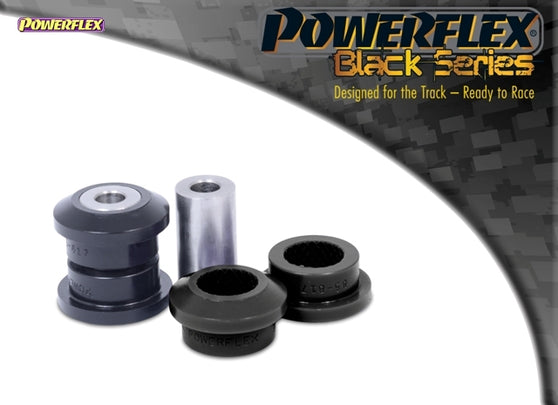 Powerflex Black Series Rear Lower Arm Outer Bush Kit for Seat Leon (MK3)