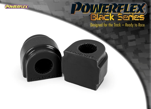 Powerflex Black Series Rear Anti Roll Bar Bush 20.7mm Kit for Mini Hatch (F56)