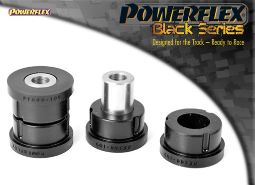 Powerflex Black Series Rear Upper Arm Rear Bush Kit for Mitsubishi Lancer Evo 5