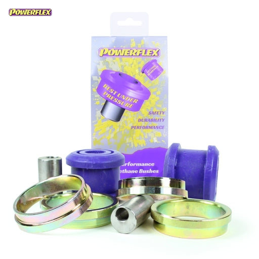 Powerflex Front Arm Rear Bush Caster Offset Kit for Renault Clio (MK3)
