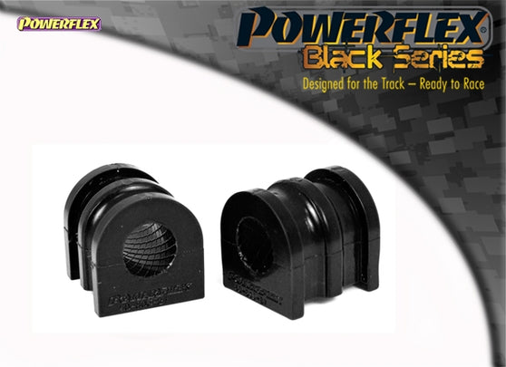 Powerflex Black Series Front Anti Roll Bar Bush 21mm Kit for Renault Megane (MK2)