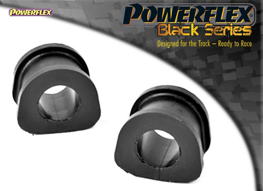 Powerflex Black Series Rear Anti Roll Bar Outer Mount 20mm Kit for Volkswagen Golf (MK2)