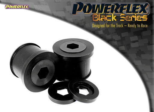 Powerflex Black Series Front Wishbone Rear Bush Kit for Mini Hatch (R56)