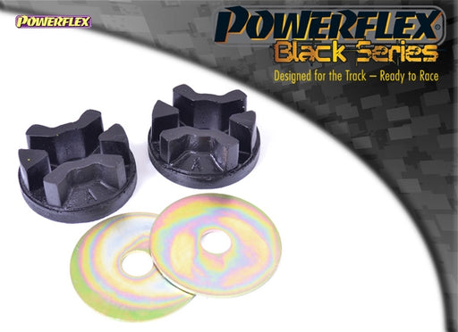 Powerflex Black Series Upper Engine Mount Large Bush Insert Kit for Mini Hatch (R53)