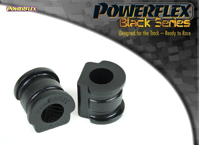 Powerflex Black Series Front Anti Roll Bar Bush 19mm Kit for Skoda Fabia (5J)