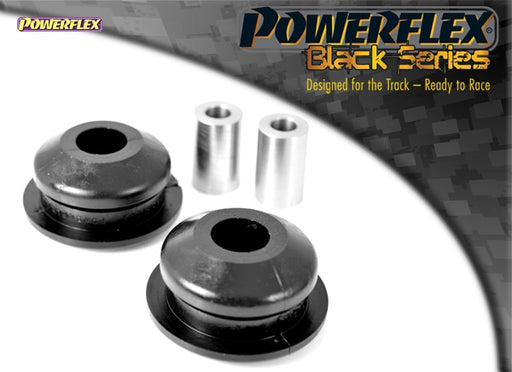 Powerflex Black Series Front Arm Rear Bush Kit for Volkswagen Polo (6R)
