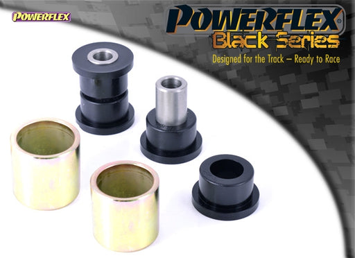 Powerflex Black Series Rear Track Control Arm Outer Bush Kit for Ford Focus ST (MK2)