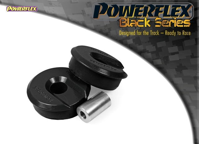 Powerflex Black Series Lower Engine Mount Large Bush Kit for Seat Ibiza (6J)