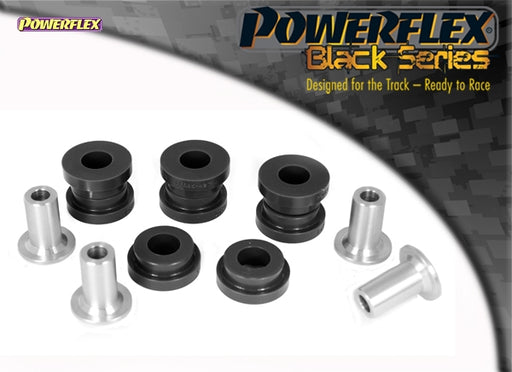 Powerflex Black Series Rear Subframe Mounting Bush Kit for Audi TT (MK1)