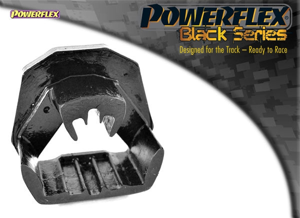 Powerflex Black Series Lower Engine Mount Insert Kit for Ford Focus RS (MK2)