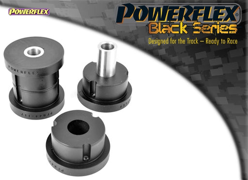 Powerflex Black Series Rear Tie Bar Front Bush Kit for Mitsubishi Lancer Evo 9