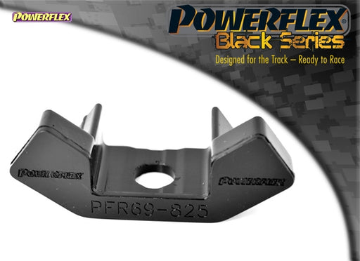 Powerflex Black Series Gearbox Rear Mount Insert Kit for Toyota GT86