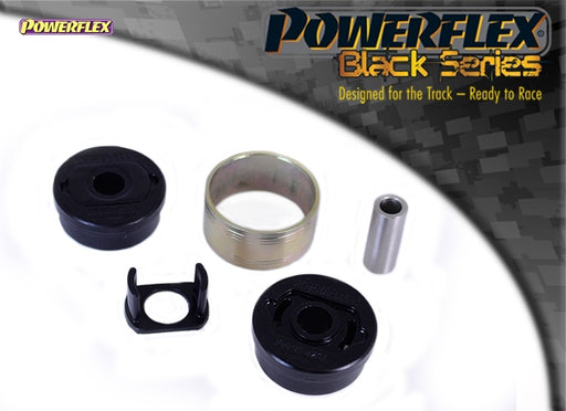 Powerflex Black Series Rear Lower Engine Mounting Bush Kit for Renault Clio (MK3)