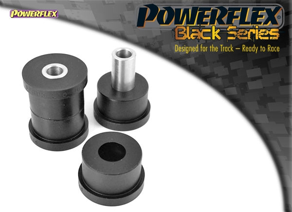 Powerflex Black Series Rear Lower Spring Mount Inner Kit for Audi TT (MK2)