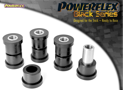 Powerflex Black Series Rear Arm Inner Bush Kit for Seat Leon (MK1)