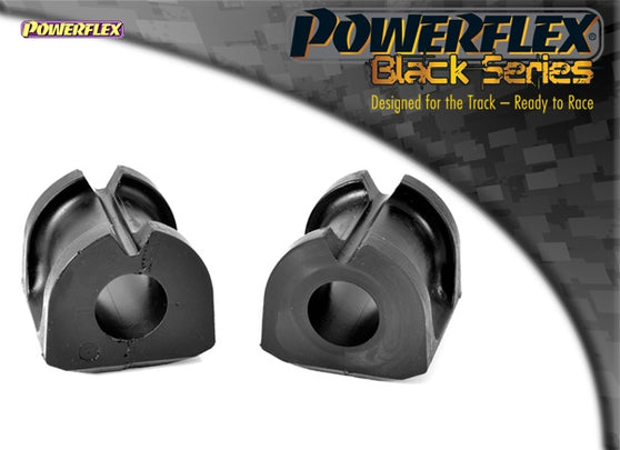 Powerflex Black Series Rear Anti Roll Bar Bush 18mm Kit for Subaru Impreza (GH)