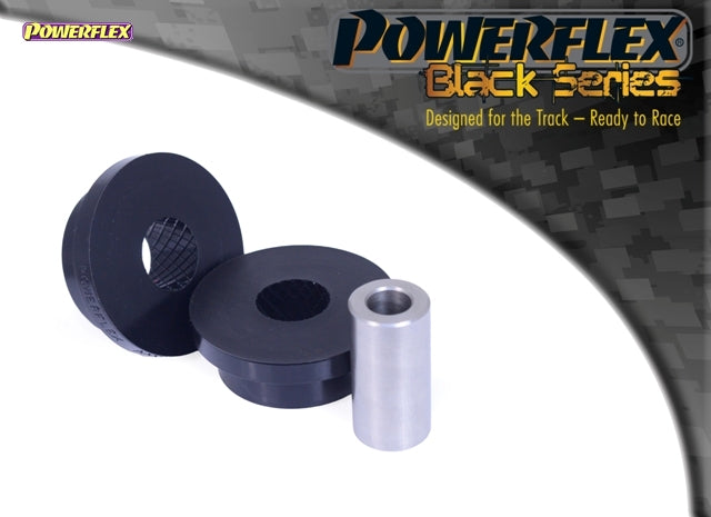 Powerflex Black Series Rear Lower Engine Mount Rear Bush Kit for Vauxhall Corsa (C)