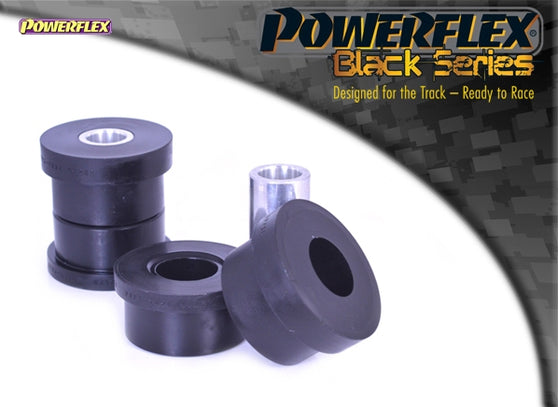 Powerflex Black Series Rear Subframe Rear Mounting Bush Kit for BMW 5-Series (E60)
