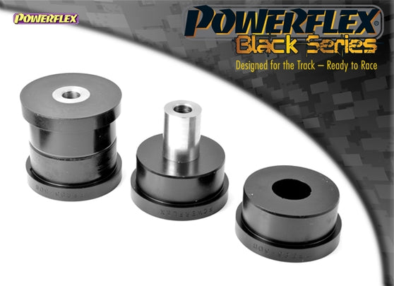 Powerflex Black Series Rear Tie Bar to Chassis Front Bush Kit for Seat Leon (MK2)