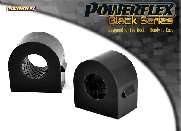 Powerflex Black Series Rear Anti Roll Bar Bush 23.6mm Kit for BMW 1-Series (E81)