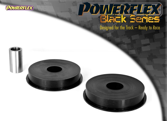 Powerflex Black Series Rear Diff Rear Mounting Bush Kit for Volkswagen Golf (MK2)