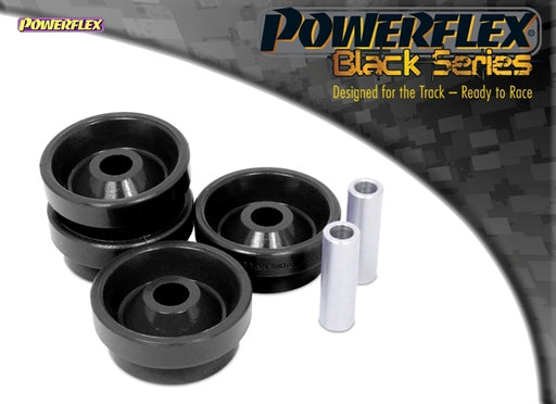 Powerflex Black Series Rear Trailing Arm Front Bush Toe Adjust Kit for Seat Leon (MK1)