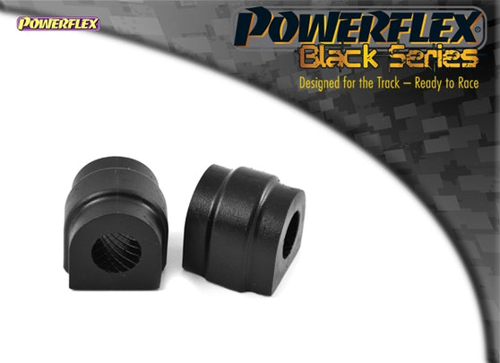 Powerflex Black Series Rear Roll Bar Mounting Bush 22.5mm Kit for BMW Z4 (E86)