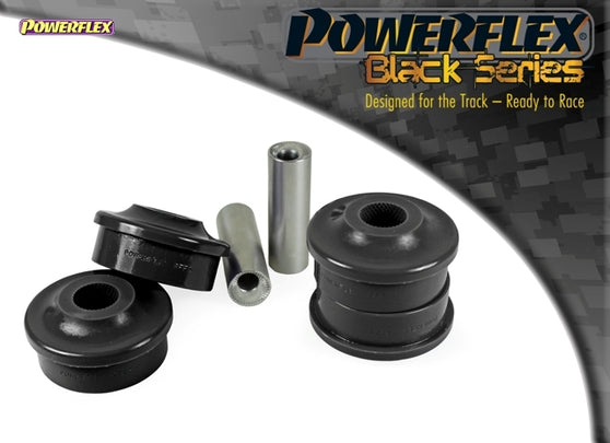 Powerflex Black Series Front Radius Arm to Chassis Bush Kit for BMW 5-Series (E60)