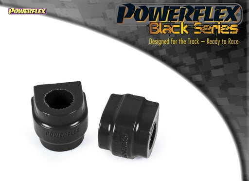 Powerflex Black Series Front Anti Roll Bar Bush 22.5mm Kit for Mini Hatch (R53)