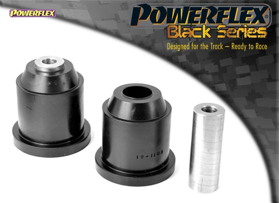 Powerflex Black Series Rear Beam Mounting Bush Kit for Ford Fiesta (MK6)