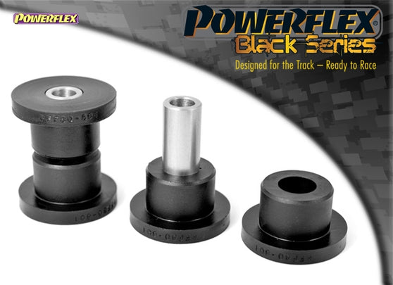 Powerflex Black Series Front Wishbone Front Bush Kit for Vauxhall Astra (G)