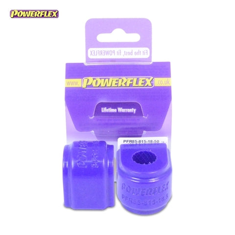 Powerflex Rear Anti Roll Bar Bush 19.6mm Kit for Audi S3 (8V)