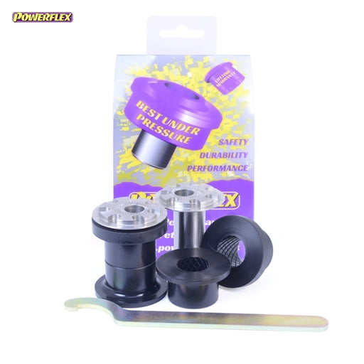 Powerflex Front Wishbone Front Bush Camber Adjustable Kit for Volkswagen Polo (9N3)