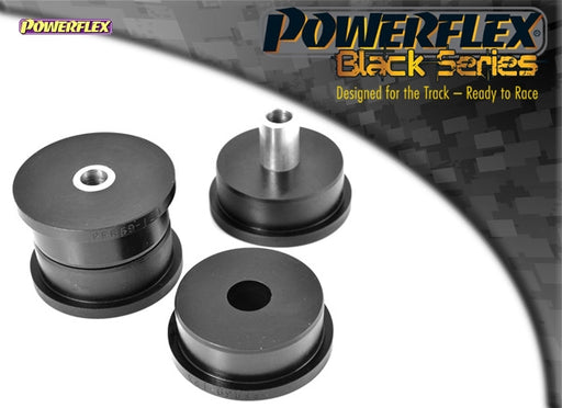 Powerflex Black Series Rear Diff Mount, Early RA & UK WRX Models Kit for Subaru Impreza (GC)