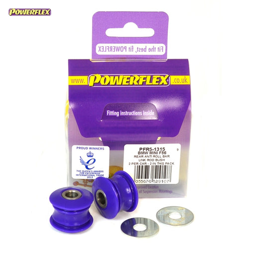 Powerflex Rear Anti Roll Bar Link Rod Bush Kit for Mini Hatch (F56)