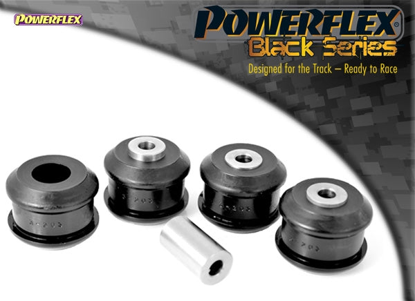 Powerflex Black Series Front Upper Arm To Chassis Bush Kit for Audi S4 (B8)