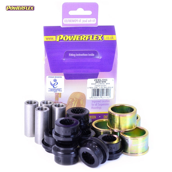 Powerflex Rear Lateral Arm Inner Bush Kit for Mini Hatch (F56)