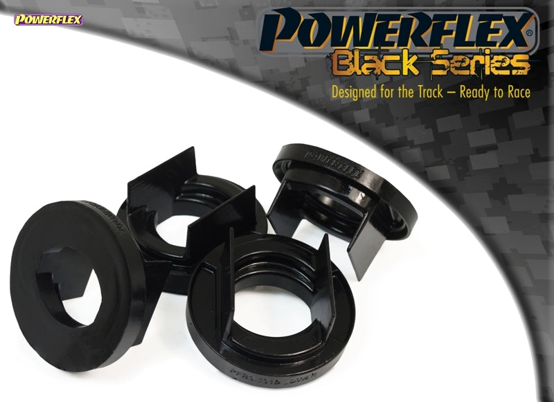 Powerflex Black Series Rear Subframe Front Bush Insert Kit for Audi S5 (8T)